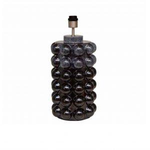 Bobbel lampe i grå/sort. Se vores store udvalg af bobbellamper HER.