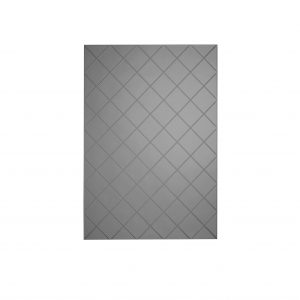 Harlekin vægspejl i grey grå fra Specktrum. Harlequin Mirror - Grey