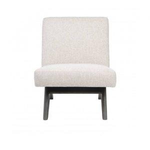 Lounge Chair i en smuk sand farve med flotte træben. Denne smukke loungestol er lavet i noget ekstra stærkt materiale og har en meget lækker kvalitet Balie Balie, indretning, interiør, boligindretning, baliebalie, Frederiksberg, københavn, bali bali, balie, boliginteriør, bolig, butik, instagram, set på instagram, Sandra, instashopping, baliebalie_com